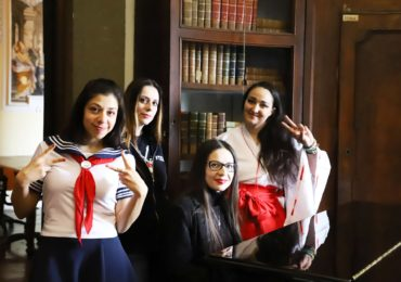 Il Fantasy Pop al Liceo Galileo di Firenze